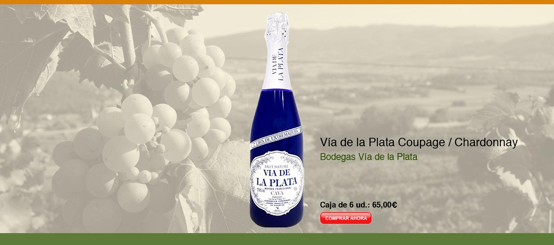 Vía de la Plata Reserva Coupage/Chardonnay